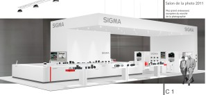 Stand Exposition Sigma