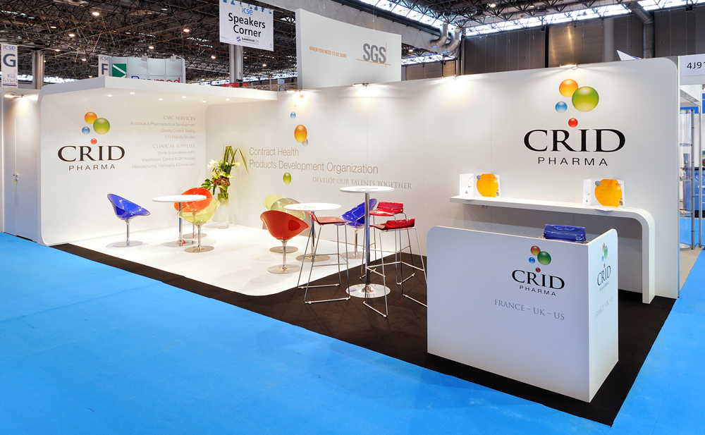 Assez Stand-exposition-Crid-pharma - Plein Sud ZR19