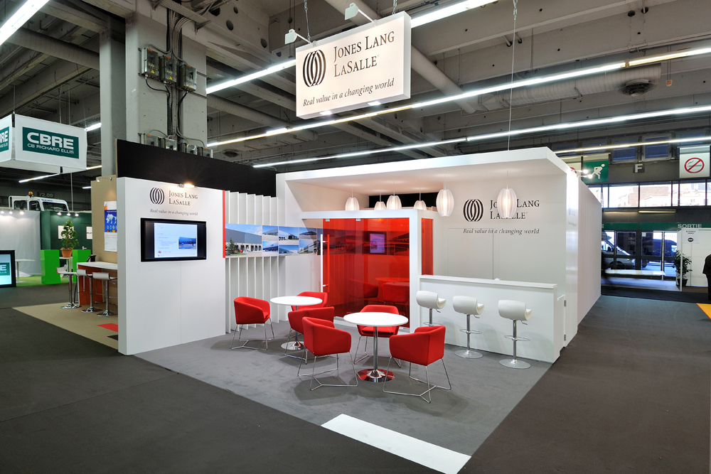 Jones lang lasalle plein sud for Stand salon